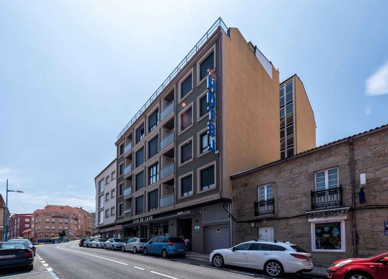 Hotel Vida Mar de Laxe - Fachada 10