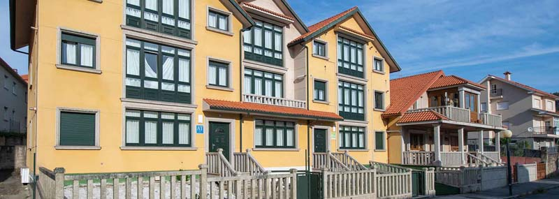 Appartements VIDA Corcubión