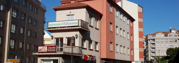 Apartamentos Vida Sanxenxo -home