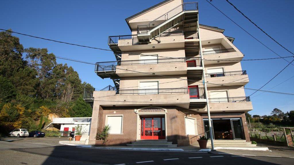 Hotel VIDA Acquamaris Sanxenxo 01